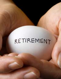 Pension Retirement Pot Career Personal